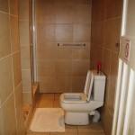 Room 2 Brown Bathroom