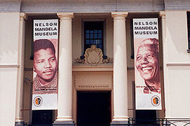 Nelson Mandela Museum - Mthatha